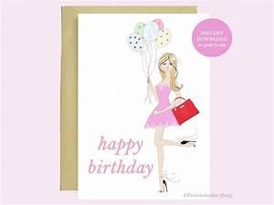 Happy Birthday Fashion Cards | www.pixshark.com - Images ...