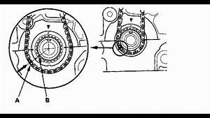 Engine Timing Mark Diagram