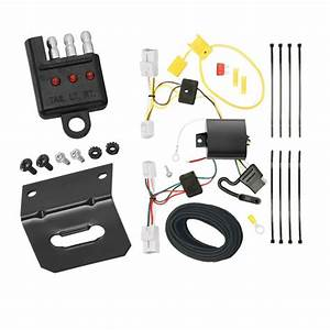 Trailer Wiring And Bracket And Light Tester For 11