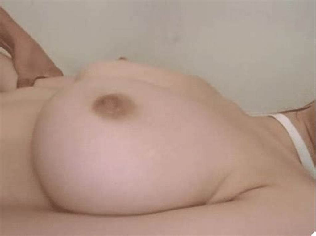 #Big #Natural #White #Boobs #With #Tiny #Nipples #Are #Jiggling