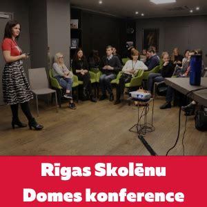 Rīgas skolēnu pašpārvalžu konference - #Neklusē