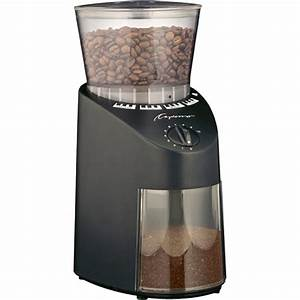 Capresso Infinity Coffee Grinder