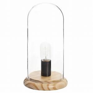 Lampe Sous Cloche : cloche verre d co ~ Teatrodelosmanantiales.com Idées de Décoration