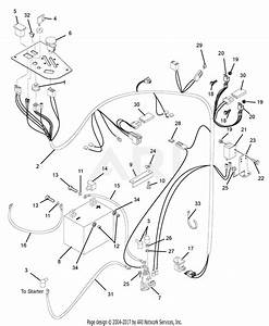 Kohler Engine 6 4 Cz Electrical Diagram