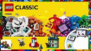 Lego Instructions - Classic - 11004