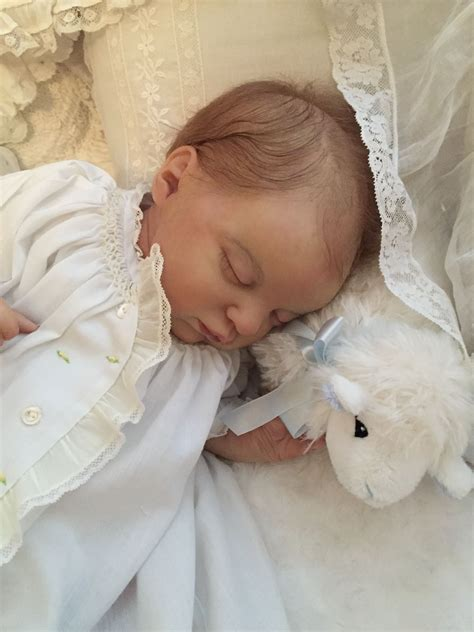 18 with bent legs head circ: Pin by Nancy Dollar on Evangeline | Reborn baby dolls ...