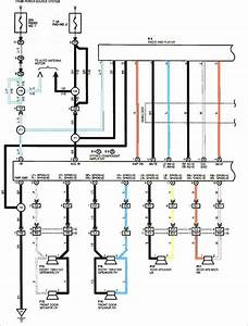 Wiring Diagram  2006 Toyota Sienna Stereo