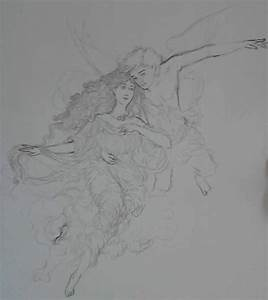 Eros and Psyche - WIP by I-TsarevichAlexei13 on deviantART
