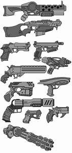 16 best images about Drawing - Weapon on Pinterest