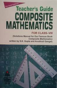 Together With Mathematics Class 9 Guide