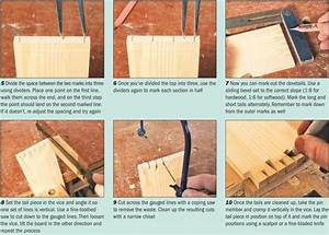 Dovetail Joints  U2013 The Houndstooth Dovetail