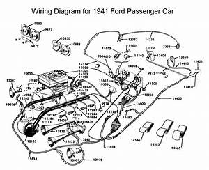 Wiring Diagram For 1941 Ford