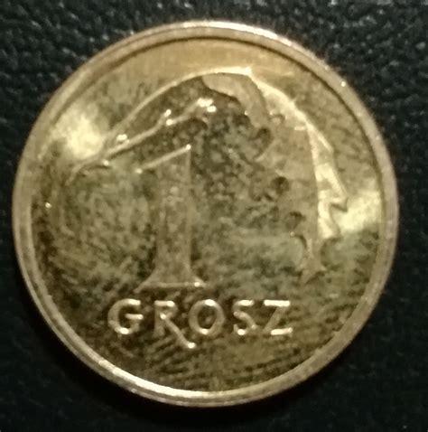 1 Grosz 2017, 2013- Issue - 1 Grosz - Poland - Coin - 40973