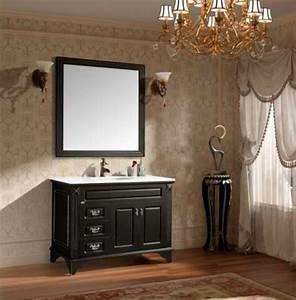 modeles de meuble sous evier archzinefr With meuble de salle de bain style baroque