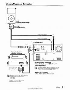 Wiring Diagram Kenwood Ez500