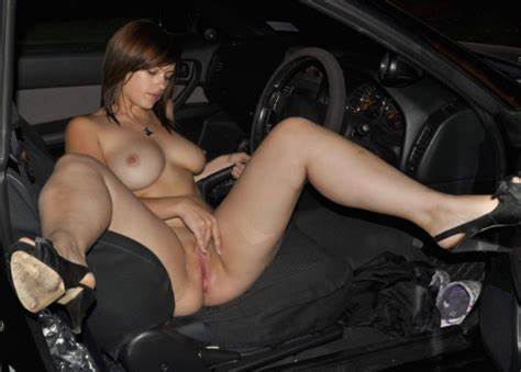 Cuckolding In A Nudes Car Getting Recorded