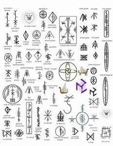 Runes U201d Or  U201cdruidic Runes U201d  Celtic Symbols  Irish Symbol