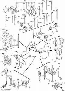 Wire Diagram Yamaha Venture