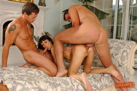 Angelina Crow Makes Him Creampie