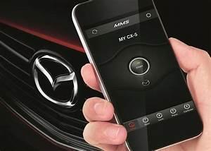 Mazda Mobile Start Is A Remote Engine Start App For Smartphones