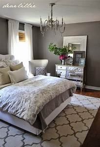 Master Bedroom Paint Color Ideas—Gray Master Bedrooms ...
