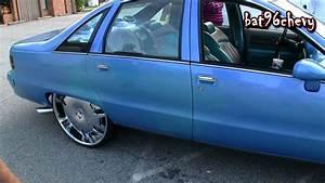 91-92 Chevy Caprice On 26 U0026quot  Lexanis - 1080p Hd