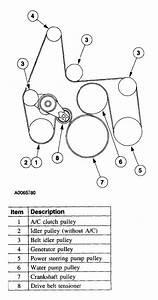 31 Ford 73 Diesel Serpentine Belt Diagram