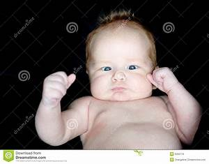Baby Posing in Studio stock image. Image of indoors, peaceful - 6450719