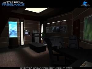 Sci Fi Lighting U S S Archer Ready Room Image Star Trek Freelance Mod
