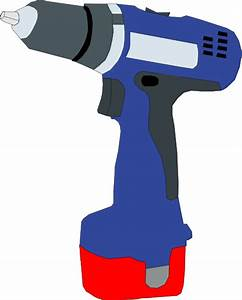 Drill Makita Clip Art at Clker.com - vector clip art ...