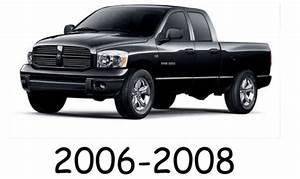 Dodge Ram 2006-2008 Service Repair Manual Download