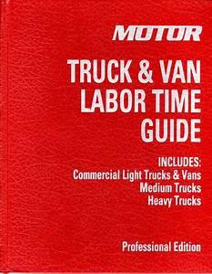2014 Motor Light  Medium  U0026 Heavy Duty Trucks Labor Time Guide