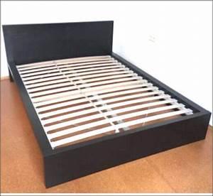 Ikea Malm Bett 180x200 Anleitung : ikea malm bettgestell 100x200 zuhause ~ Watch28wear.com Haus und Dekorationen