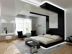 How to get a modern bedroom interior design for Modern bedrooms designs
