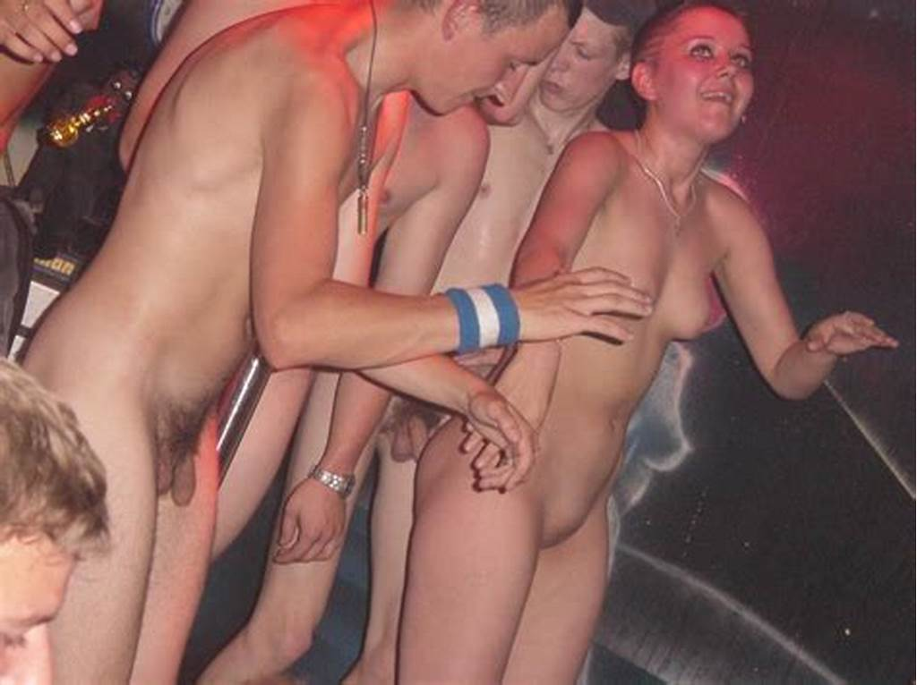 #Hot #Teens #Stripping #In #The #Dance #Club #3