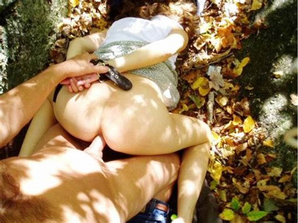 #Wife #Tied #Up #And #Fucked #In #The #Ass #In #The #Woods