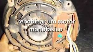 Consertando Motor El U00c9trico
