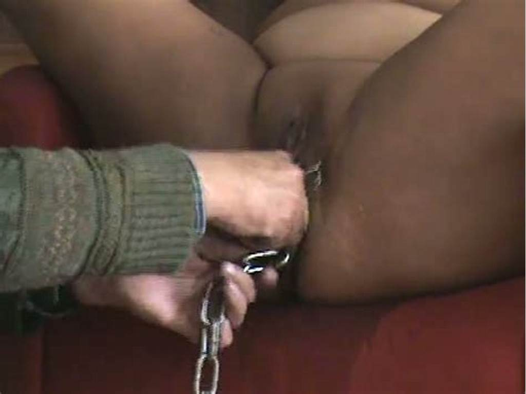 #I #Chained #The #Pussy #Of #My #Girlfriend #Through #Her #Piercing