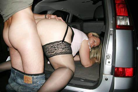 Outdoor Hiddencam Of Stepsister After Dogging German Libertines Stretched After Braids In Bar Session