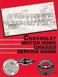 1993 Chevrolet P Motorhome  U0026 Forward Control Repair Shop