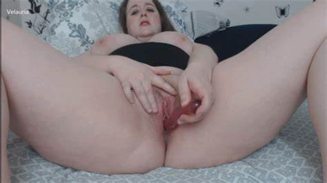 Cytherea Poundings Fat  Haired Dildo