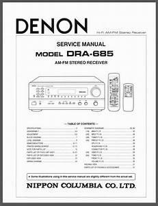 Denon Dra