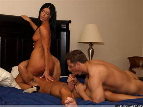 Hard Threesome With Cody #Object #Moved