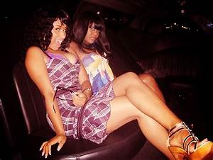 The Official Shanell and Nicki Photos Thread