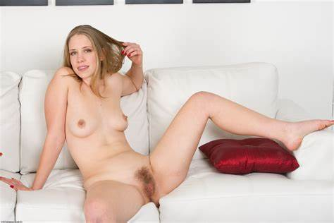 Haired Diminutive Coed Nude carmen december