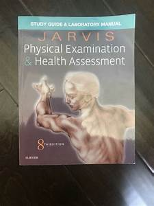 Jarvis Physical Examination  U0026 Health Assessment Study