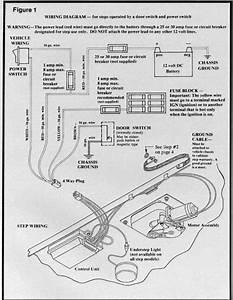 Kwikee 90950600 Wiring Diagram