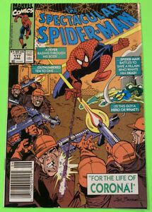 This appearance, recalling the solar corona, is shared by mouse hepatitis virus and several viruses recently recovered from man, namely strain b814, 229e and several others. The Spectacular Spider-man #177 Marvel 1991 2nd Appearance of Corona TS1 0820 71486021995   eBay