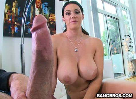 Gigantic Dick Makes A Fat Surprise To Naughty Young Girlfriend