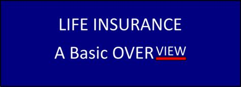 Thus, life insurance helps one. Overview of life insurance. It's types and why we need insurance? life insurance companies in ...
